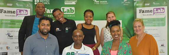 FameLab 2017 – Science communicators shine in Pretoria