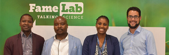 FameLab Heat part of UNISA Research and Innovation Week