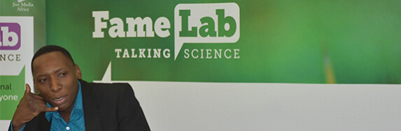 Sign up for FameLab SA 2017