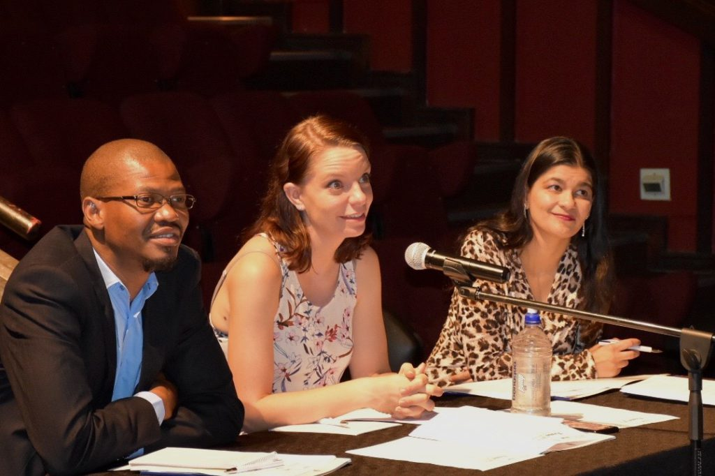 Judges at Wits