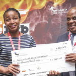 Jive Media Africa FameLab winner